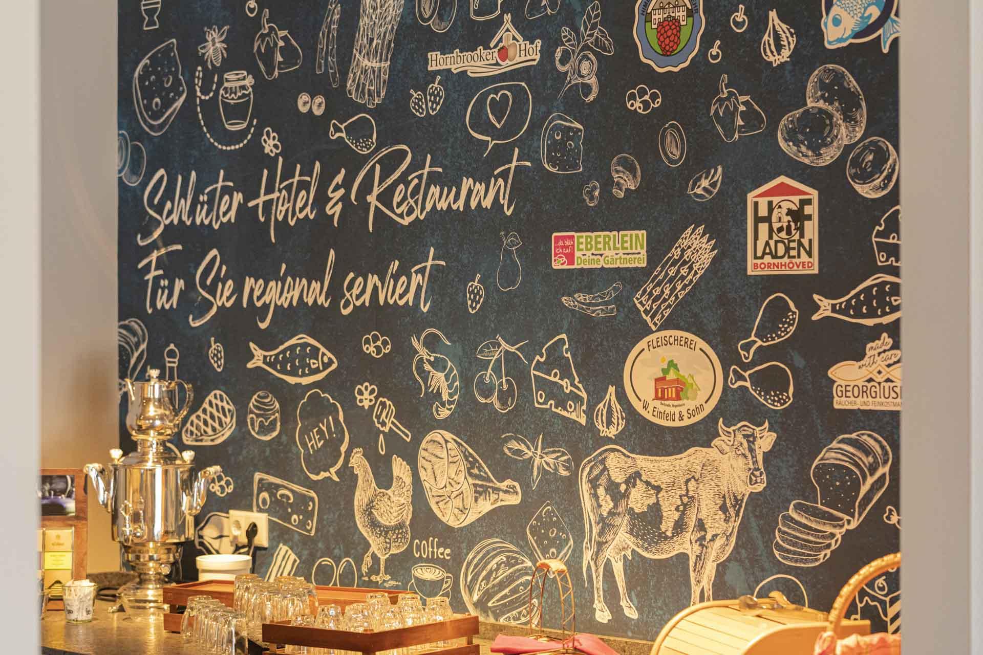 Restaurant Raeumlichkeiten